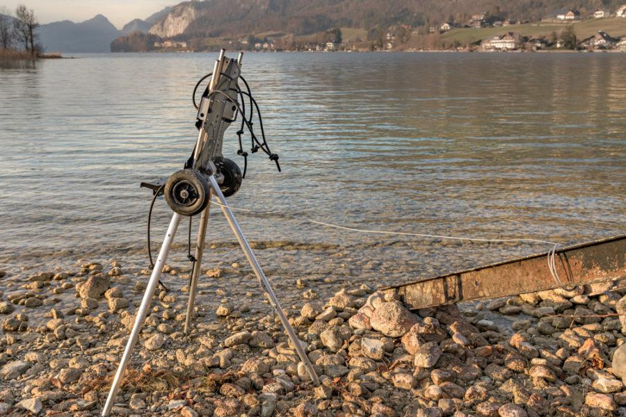 DiveButler im Einsatz